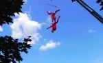Portfolio Luftakrobatik Dragon Swing 2