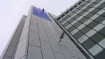 Portfolio Luftakrobatik Vertikal Show an Fassaden